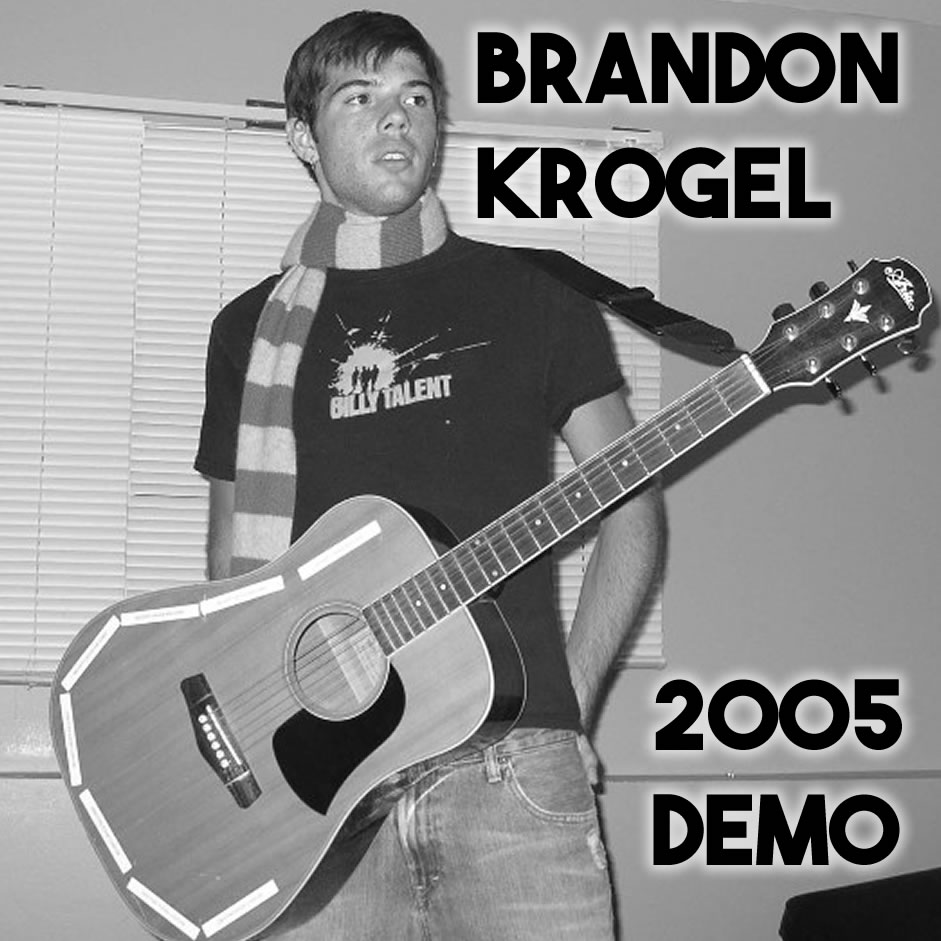 brandon krogel 2005 demo